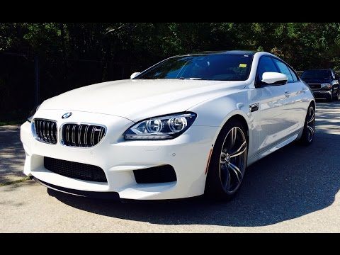 2015 BMW M6 Gran Coupe Full Review /Exhaust /Test Drive