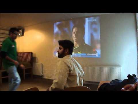 Pakistan vs India 2011-Staffordshire university