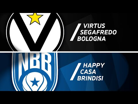 Serie A 2020-21: Virtus Bologna-Brindisi, gli highlights