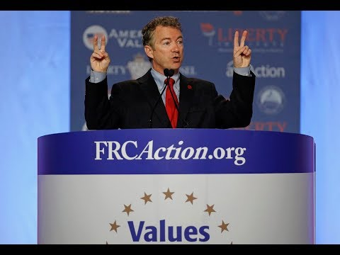 Rand Paul opposes Trump's CIA director nominee
