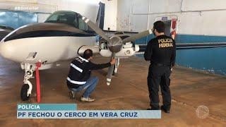 Vera Cruz: Aeronaves investigadas por serem usadas para tráfico de drogas