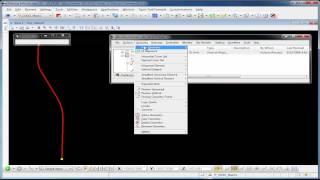 InRoads V8i Basics (Part 3 - Video) Horizontal Alignment