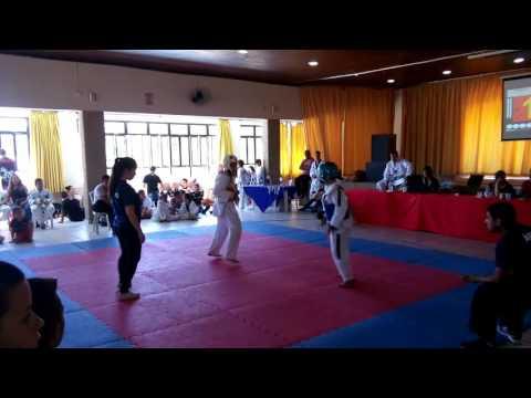 Campeonato taekwondo Bueno Brandão 2008