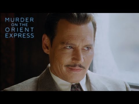 "Asesinato en el Orient Express - ""Mystery"" TV Commercial?>"