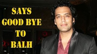 Rajat aka Samir Kochhar SAYS GOODBYE to Ram Priya's Bade Acche Lagte Hain 29th January 2013