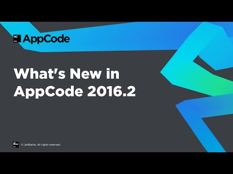 What's New in AppCode 2016.2
