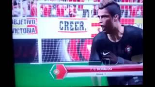 Rete Cristiano Ronaldo
