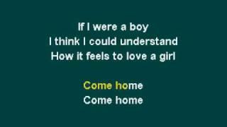 Video Beyonce - If I Were A Boy (Karaoke) MP3, 3GP, MP4, WEBM, AVI, FLV Agustus 2018