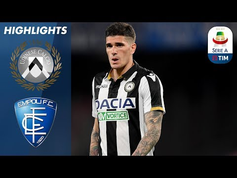 Udinese 3-2 Empoli | Udinese Come From Behind to Win! | Serie A - Thời lượng: 4 phút, 15 giây.