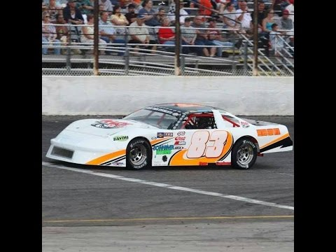 tim moore #83 STREET STOCK 8/16/14