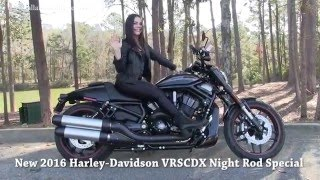 8. 2016 Harley Davidson Night Rod Special for sale