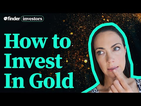 How to invest in gold explained for beginners
