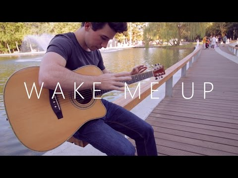 Wake Me Up - Avicii - Fingerstyle guitar cover
