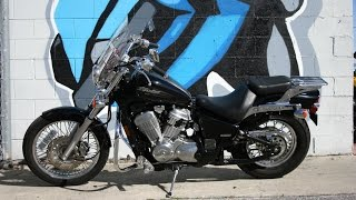 8. 2006 Honda Shadow 600 VLX Motorcycle For Sale
