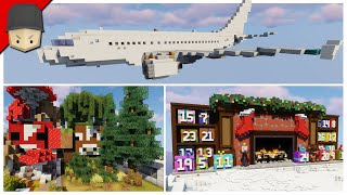 Hermitcraft 7 | Ep.50: HEP MINI-GAME, AIR GRIAN & MY CHRISTMAS GIFT!