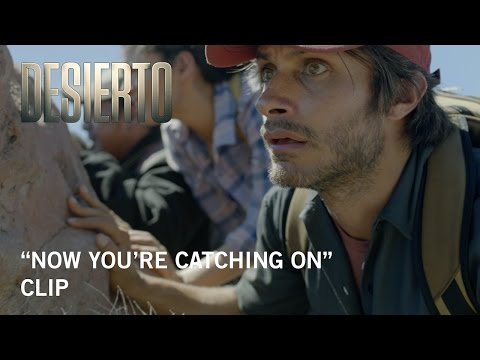 Desierto (Clip 'Now You're Catching On')