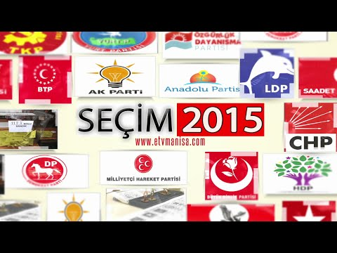 Seçim 2015 - AK Parti Manisa Milletvekili Aday Adayı Şükriye Burak (27.02.2015)