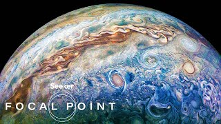 This Indestructible NASA Camera Revealed Hidden Patterns on Jupiter by DNews