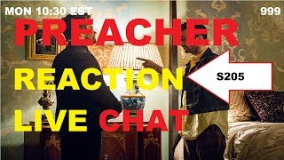 Preacher - Season 2 Episode 5 - Dallas - REACTIONS and LIVE CHAT. Join the 999 Army as we discuss Season 2, Episode 5 Dallas. After learning about Tulip's secret relationship, we revisit Jesse and Tulip's rocky past and see a darker side of Jesse.