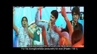 Yeshu Diyan Rehamtan - Gopal Masih / Worship Warriors (Punjabi Christian Song)