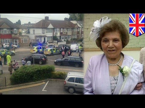 London beheading: old woman's decapitated body found after reports of knife-wielding man