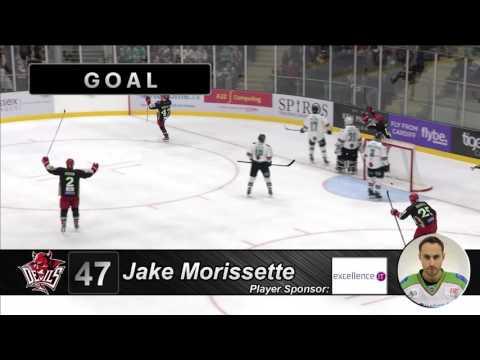 VIDEO: Ve Velké Británii padl gól, o kterém píše i v NHL