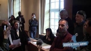 Video L'audience surréaliste de l'avocat de Dieudonné au Barreau de Paris MP3, 3GP, MP4, WEBM, AVI, FLV November 2017