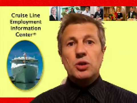 Cruise Line Employment Opportunities