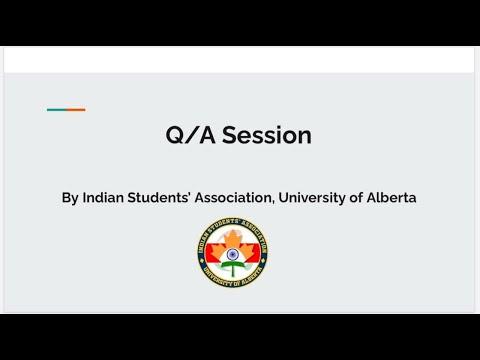 Q/A Session 2021