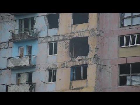 Εξετάζεται η εκκένωση πόλης στην ανατολική Ουκρανία, εξαιτίας νέων συγκρούσεων