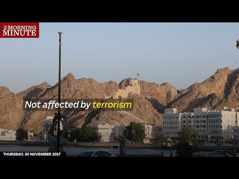 The Sultanate ranked first in the list of Arab countries least affected by terrorism