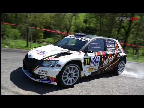 Etape 1 - Rallye Lyon Charbonni?res Rhône