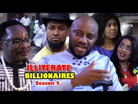ILLITERATE BILLIONAIRE SEASON 5 - (New Movie) 2019 Latest Nigerian Nollywood Movie full HD