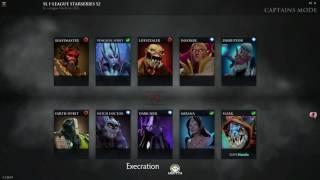 Fnatic vs Execration, game 1
