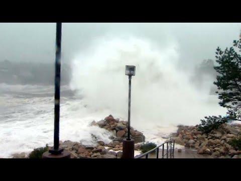 Στον Καναδά ο τυφώνας Ντόριαν