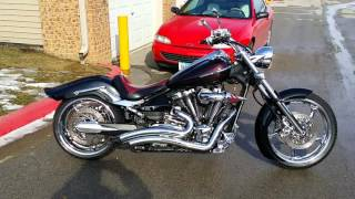 7. 2009 Yamaha Raider S with Air Ride