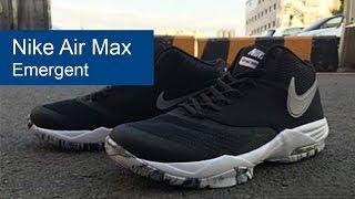 Nike Air Max Emergent - фото
