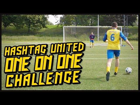 HASHTAG UNITED 1 ON 1 CHALLENGE (видео)
