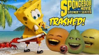 Nonton Annoying Orange   The Spongebob Movie  Sponge Out Of Water Trailer Trashed   Film Subtitle Indonesia Streaming Movie Download