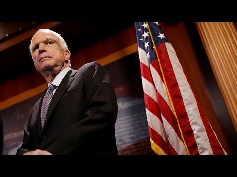 USA: John McCain - der Kriegsheld und Parteirebell ist verstorben
