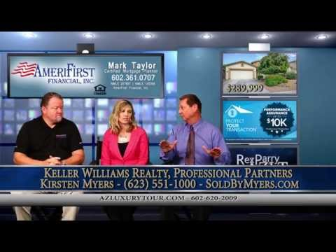 Mark Taylor  | Arizona Mortgage Expert - Rex Parry Show