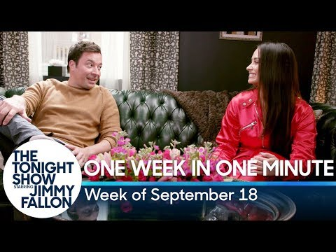 One Week in One Minute: Week of September 18