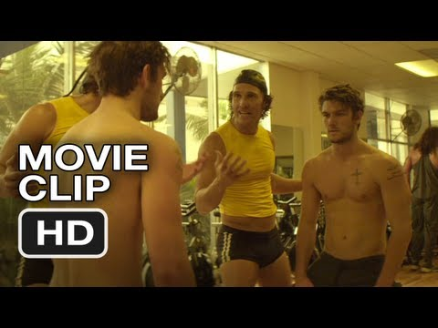 Magic Mike Movie CLIP #6 - Training - Channing Tatum Stripper Movie HD Video