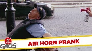 Instant Accomplice - Air Horn Prank