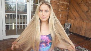 NEW Hair Extensions Review Unboxing and First Impression
