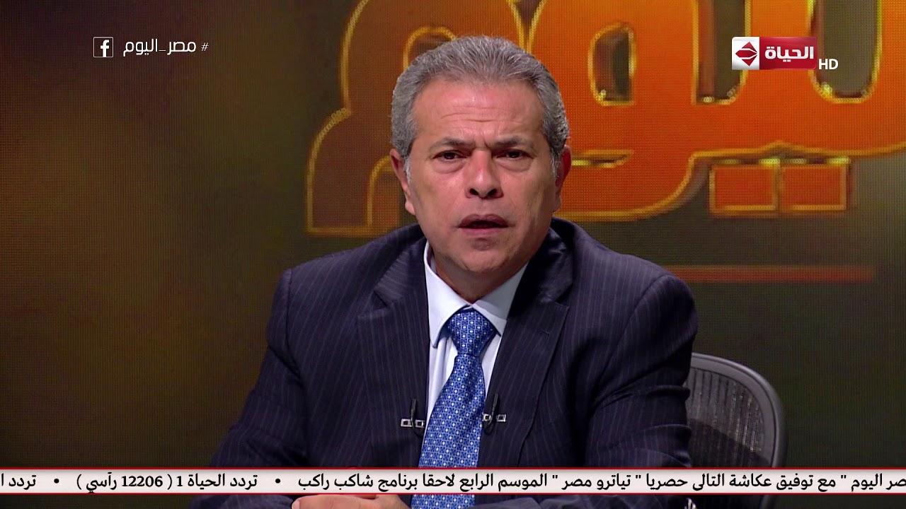 مصر اليوم - توفيق عكاشة: الديموقراطية جائت بأفشل من تولى حكم مصر