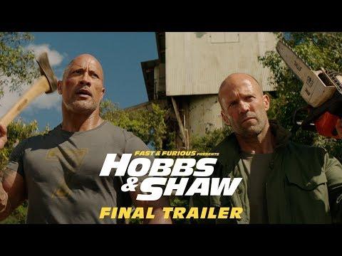 Rapides et dangereux présentent Hobbs et Shaw