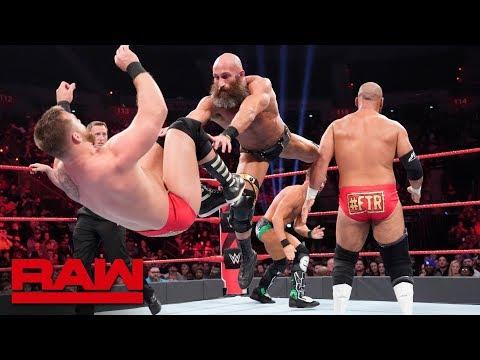 Tommaso Ciampa & Johnny Gargano battle The Revival in Raw debut: Raw, Feb. 18, 2019