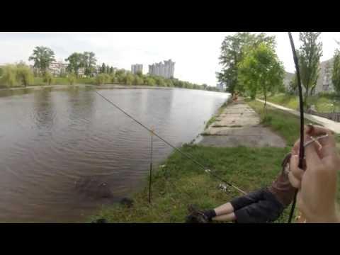 рыбалка на русановских садах
