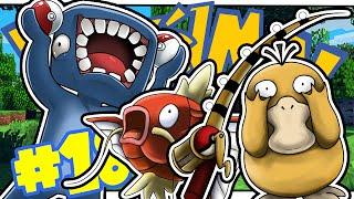 BEACH CHALLENGE!! [18] - PIXELMON W/Ash & Amy! by iBallisticSquid